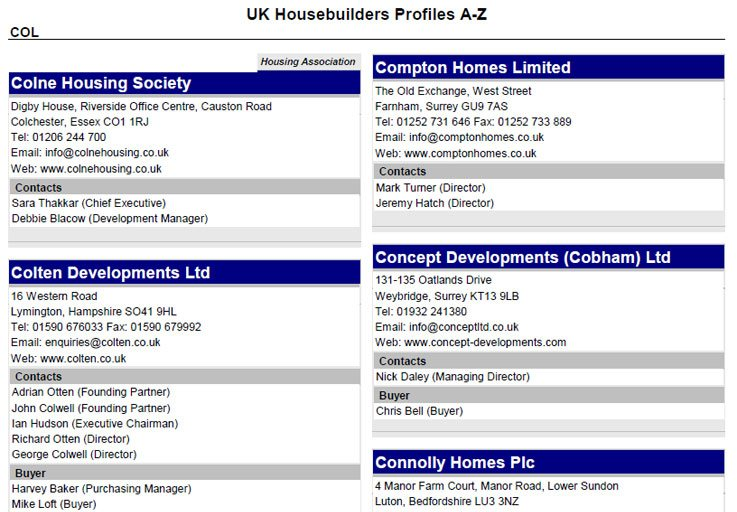 Directories Preview